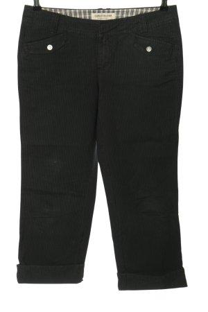 Esprit 7/8-Hose schwarz Casual-Look