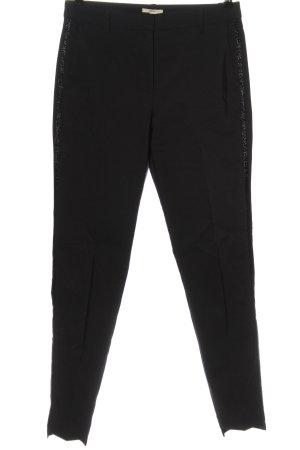 Esprit Pantalon 7/8 noir style décontracté