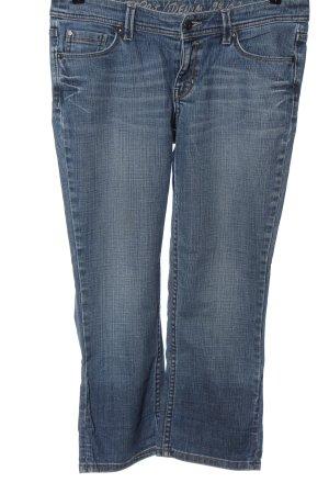 Esprit 7/8 Jeans blau Casual-Look