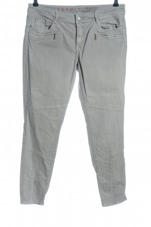 Esprit 7/8 Length Jeans light grey casual look