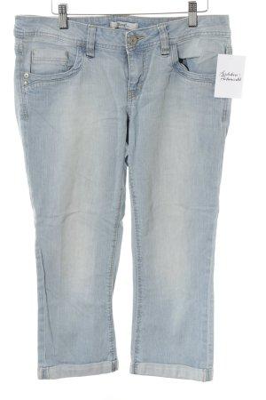 Esprit Jeans 7/8 bleu style décontracté