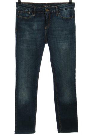 Esprit Jeans a 7/8 blu stile casual