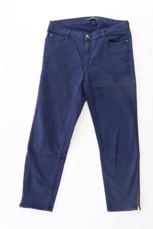 Esprit 7/8 Jeans Größe 36 blau
