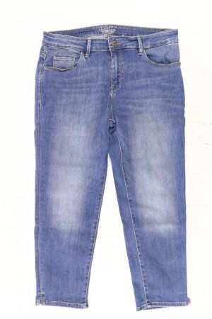 Esprit Jeans a 7/8 blu-blu neon-blu scuro-azzurro Cotone