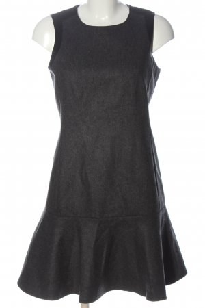 Esprit A-Linien Kleid hellgrau meliert Elegant