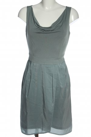 Esprit A-Linien Kleid blau Casual-Look