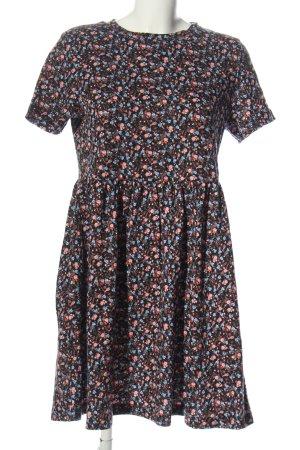 Esprit A-Linien Kleid Allover-Druck Casual-Look