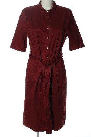 Esprit A-Linien Kleid rot Casual-Look