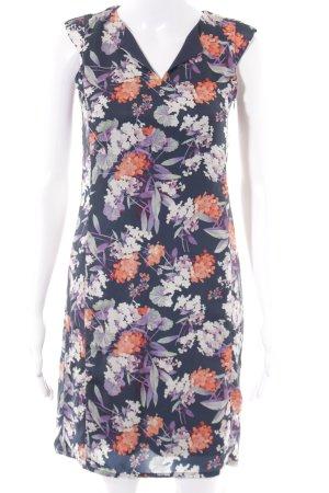Esprit A-Linien Kleid Blumenmuster