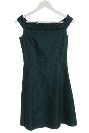 Esprit A-Linien Kleid grün Casual-Look