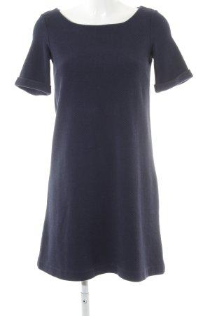 Esprit A-Linien Kleid dunkelblau Casual-Look