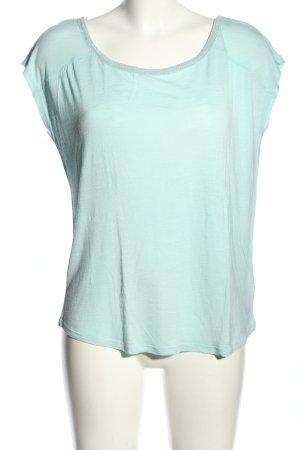Esprit Oversized Shirt türkis Casual-Look