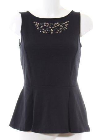 Esprit A-Linien Top schwarz Elegant