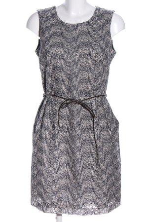 Esprit Abendkleid abstraktes Muster Casual-Look
