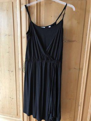 Esprit Abendkleid Gr. 40 schwarz