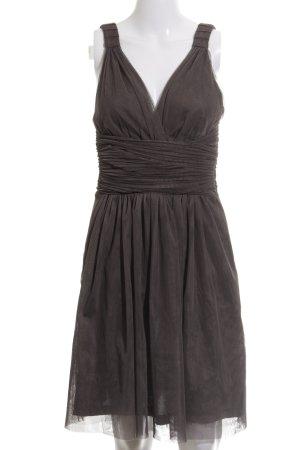 Esprit Abendkleid grau-dunkelgrau Elegant