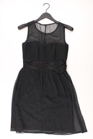 Esprit Abendkleid Größe 34 Ärmellos schwarz aus Polyester