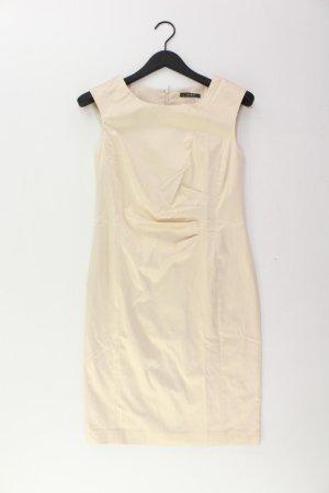 Esprit Abendkleid Größe 38 Träger creme aus Polyester