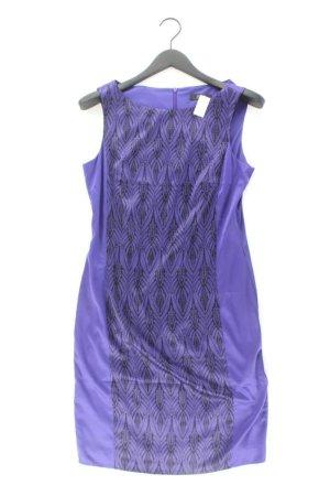 Esprit Abendkleid Größe M Ärmellos lila aus Polyester