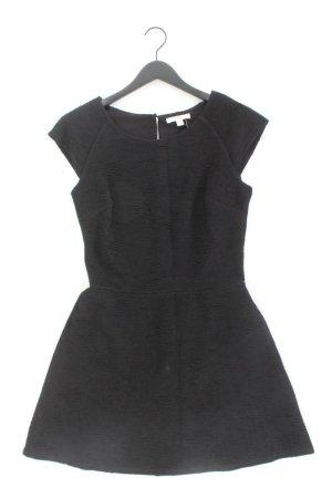 Esprit Abendkleid Größe M Kurzarm schwarz aus Baumwolle