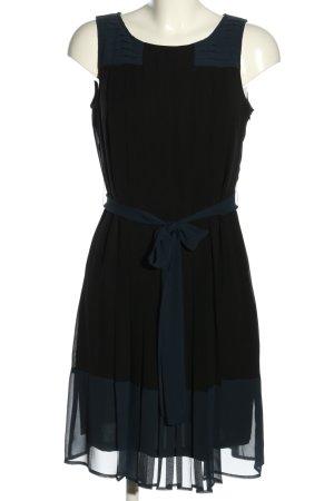Esprit Abendkleid schwarz-blau Elegant