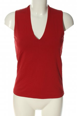 Esprit Basic topje rood casual uitstraling