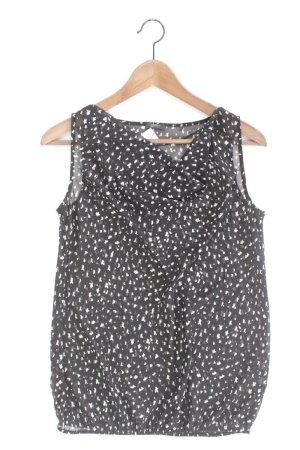 Esprit Ärmellose Bluse Größe 34 schwarz