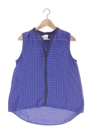 Esprit Ärmellose Bluse Größe 36 blau