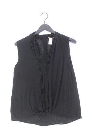 Esprit Ärmellose Bluse Größe 38 schwarz
