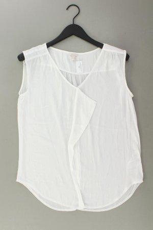 Esprit Sleeveless Blouse natural white polyester
