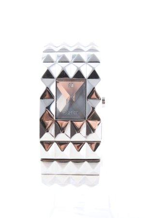 Esprit Analoog horloge zilver casual uitstraling