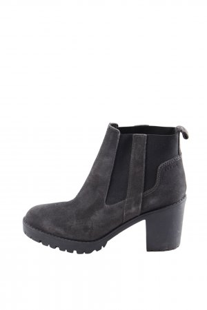 Esprit Ankle Boots hellgrau Business-Look