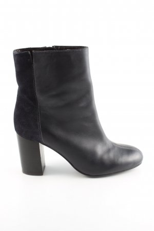 Esprit Ankle Boots schwarz Business-Look