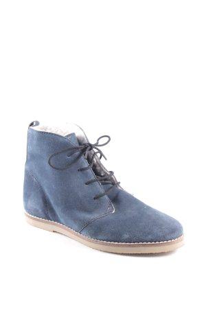 Esprit Ankle Boots dunkelblau klassischer Stil