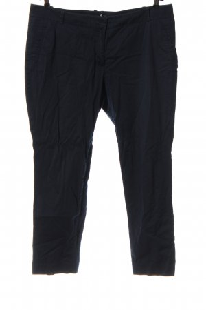 Esprit Anzughose schwarz Casual-Look