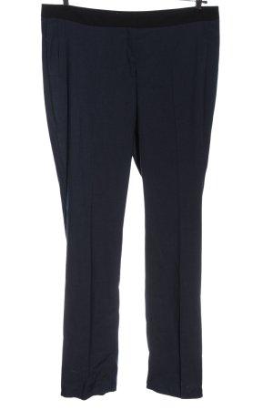 Esprit Anzughose blau Business-Look