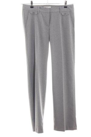 Esprit Pantalon de costume gris clair motif rayé style d'affaires