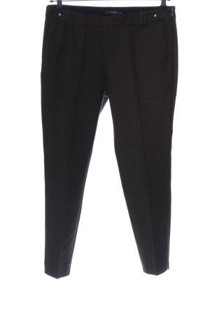 Esprit Pantalon de costume noir style décontracté