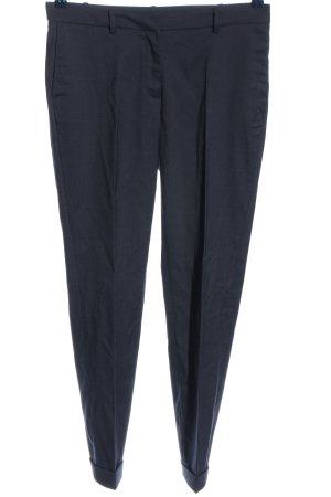 Esprit Spodnie garniturowe niebieski W stylu biznesowym
