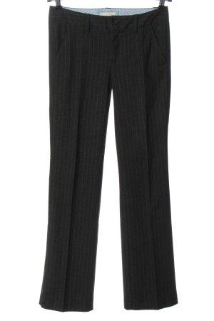 Esprit Pantalon de costume gris clair imprimé allover style d'affaires