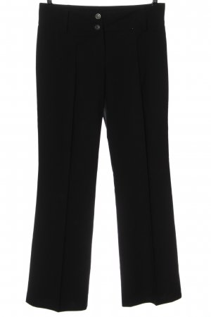 Esprit Pantalon zwart zakelijke stijl