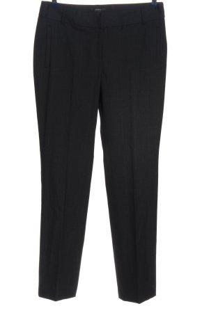 Esprit Pantalone da abito nero stile casual