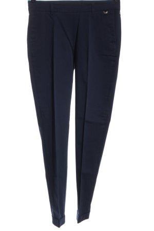 Esprit Anzughose blau Casual-Look