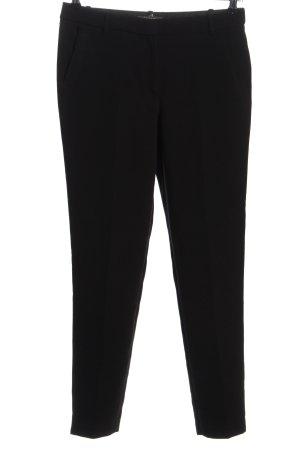 Esprit Spodnie garniturowe czarny W stylu biznesowym