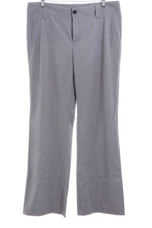 Esprit Pantalón de vestir gris claro-negro estilo «business»