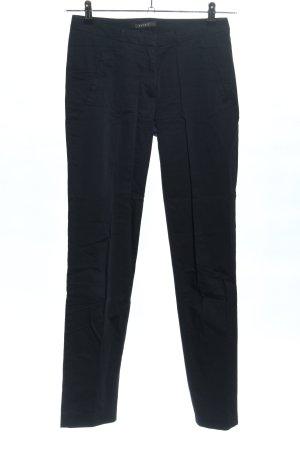Esprit Pantalón de vestir negro look casual