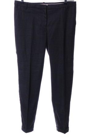Esprit Anzughose schwarz Karomuster Business-Look