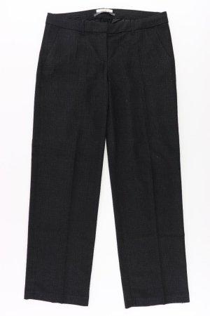 Esprit Anzughose Größe 38/30 schwarz aus Polyester
