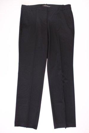 Esprit Pantalon de costume noir coton