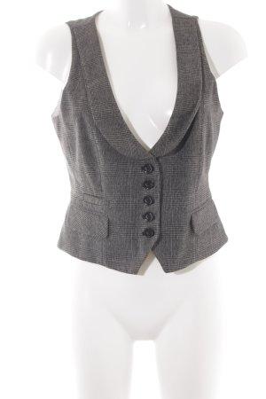 Esprit Gilet de costume noir-gris foncé style d'affaires